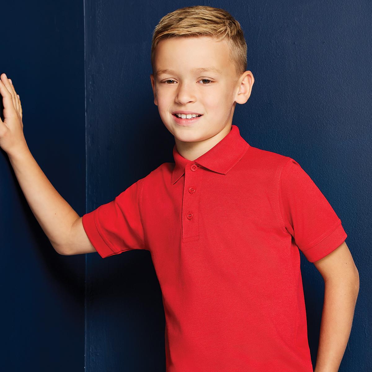 Kustom Kit's KK406 Kids Klassic Polo